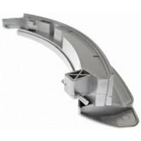 Deurgreep voor Bosch en Siemens wasmachines - zilver