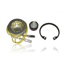 Tachospoel voor AEG en Zanussi wasmachines - SEM/SOLE - gele kabel